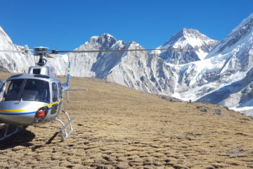 Everest View Helicopter Tour