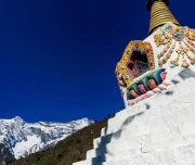 sacred Buddhist Meditational Trek