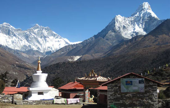 Tips for travelling with children to Everest Region
