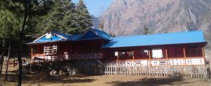 Example of accommodations in Annapurna Circuit Trek.
