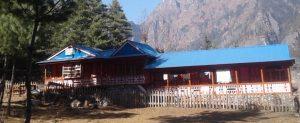 Example of accommodations in Annapurna Circuit Trek.