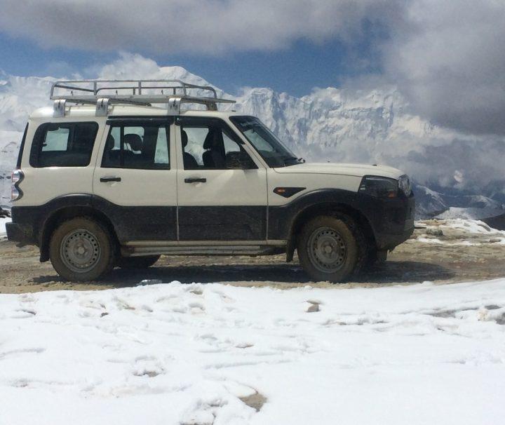 Kathmandu Car Rental Service