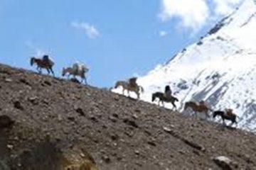 Naar to Upper Mustang Trekking