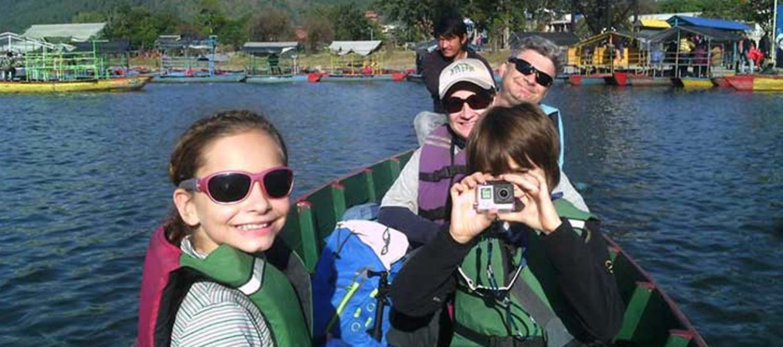 Nepal Discovery Family Tour